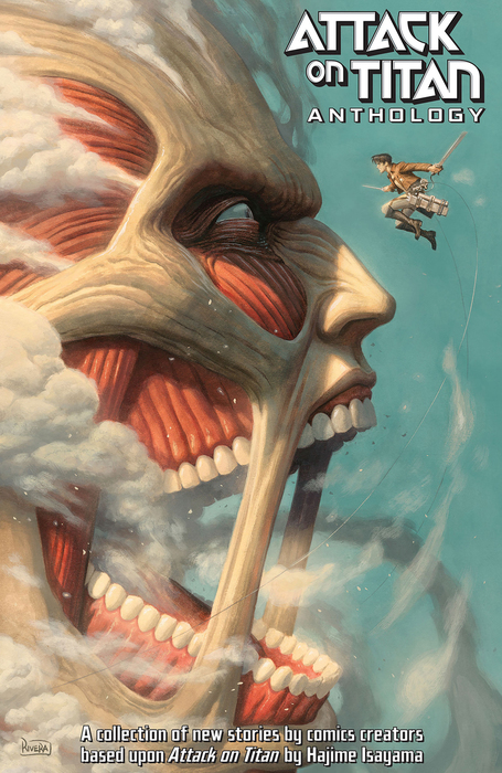 Attack on Titan Anthology Standalone拡大写真