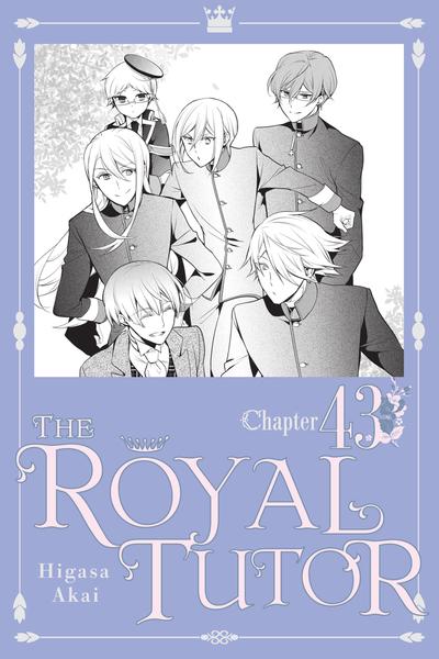 The Royal Tutor, Chapter 43