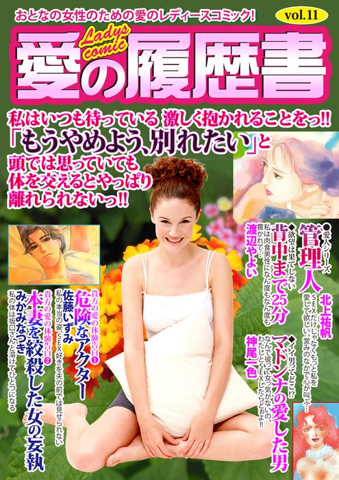 愛の履歴書Vol.11拡大写真