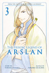 The Heroic Legend of Arslan 3-電子書籍