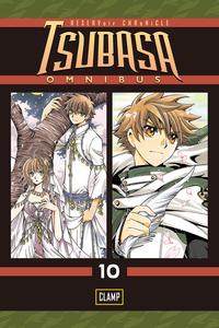 Tsubasa Omnibus 10