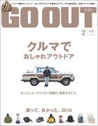 GO OUT(三栄書房)