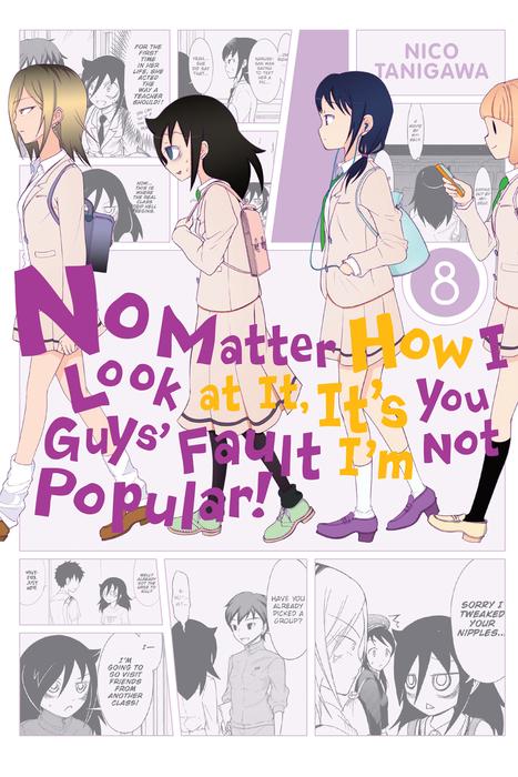 No Matter How I Look at It, It's You Guys' Fault I'm Not Popular!, Vol. 8拡大写真