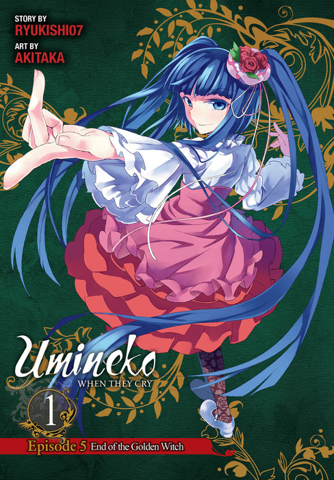 Umineko WHEN THEY CRY Episode 5: End of the Golden Witch, Vol. 1-電子書籍-拡大画像