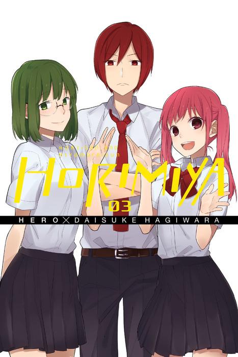 Horimiya, Vol. 3-電子書籍-拡大画像