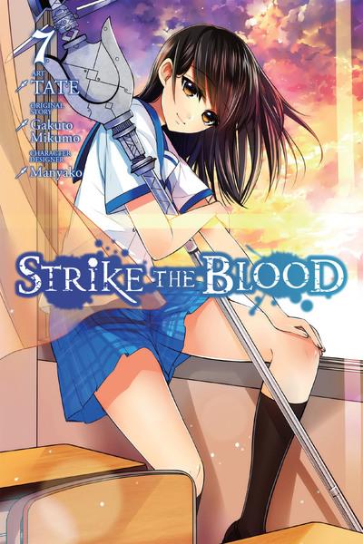 Strike the Blood, Vol. 7-電子書籍