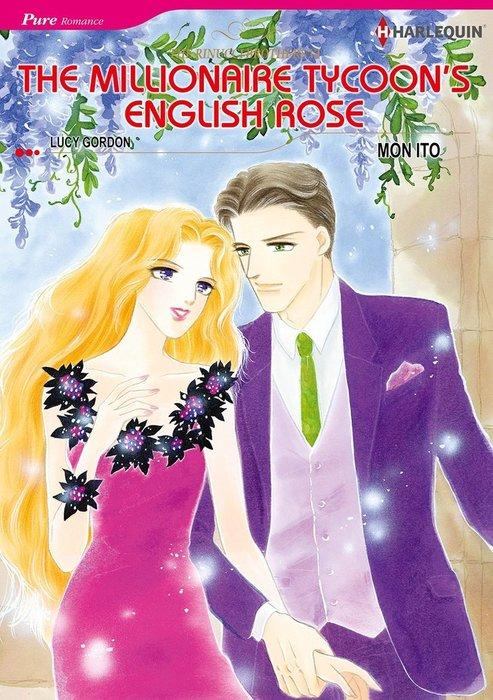 The Millionaire Tycoon's English Rose拡大写真