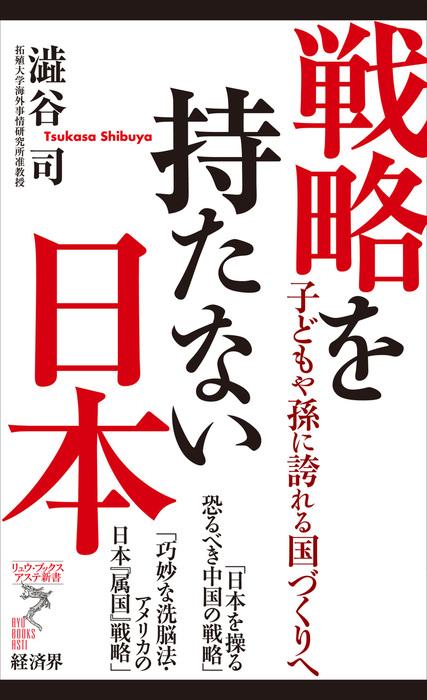 戦略を持たない日本-電子書籍-拡大画像