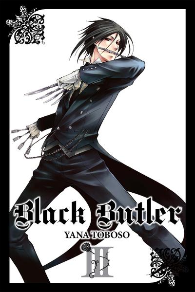 Black Butler, Vol. 3-電子書籍