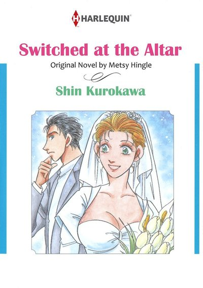 SWITCHED AT THE ALTAR-電子書籍