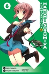 The Melancholy of Haruhi Suzumiya, Vol. 6 (Manga)-電子書籍