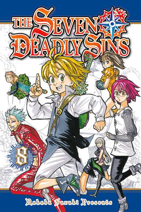 The Seven Deadly Sins 8-電子書籍-拡大画像