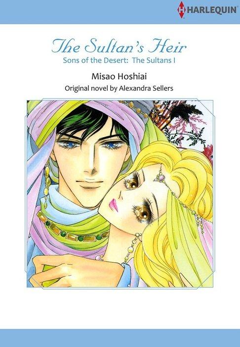 THE SULTAN'S HEIR-電子書籍-拡大画像
