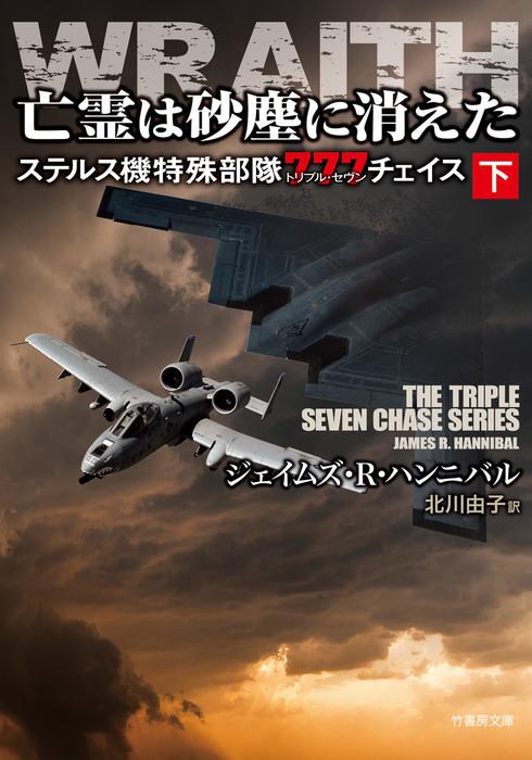 亡霊は砂塵に消えた ステルス機特殊部隊777チェイス 下拡大写真