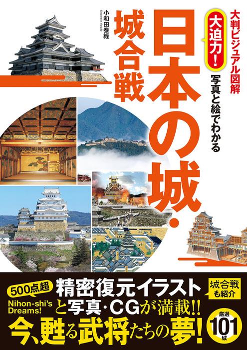 大判ビジュアル図解 大迫力! 写真と絵でわかる 日本の城・城合戦拡大写真