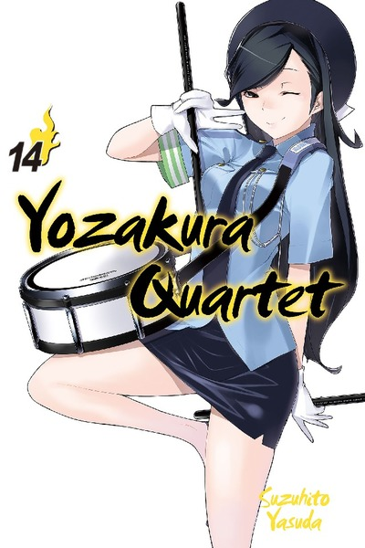Yozakura Quartet Volume 14