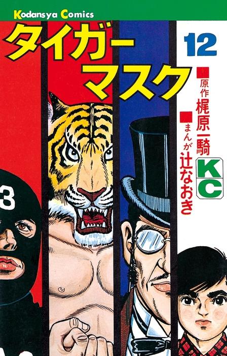タイガーマスク(12)拡大写真