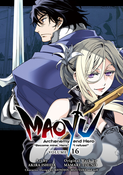 "MAOYU : Archenemy and Hero """"Become mine, Hero"""" """"I refuse!"""" 16-電子書籍"