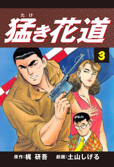 猛き花道(3)-電子書籍