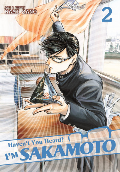 Haven't You Heard? I'm Sakamoto Vol. 02