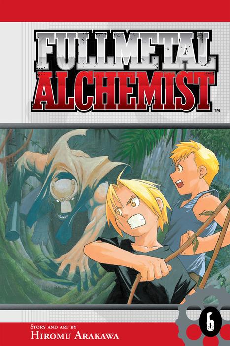 Fullmetal Alchemist, Vol. 6拡大写真