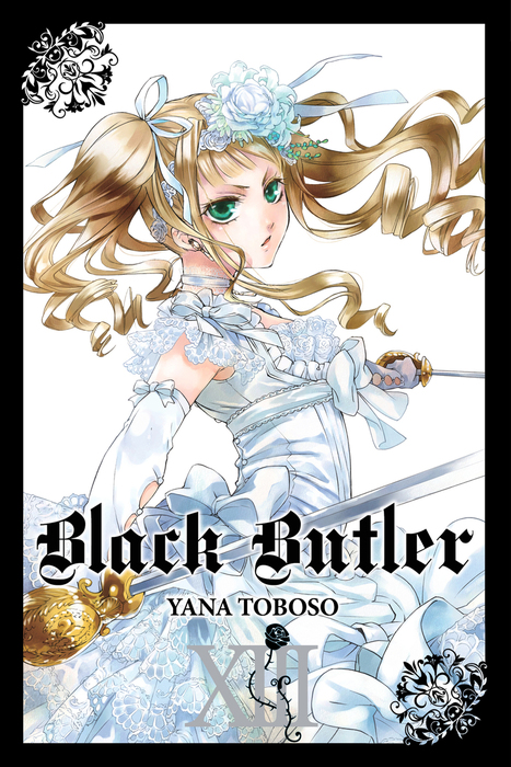Black Butler, Vol. 13拡大写真