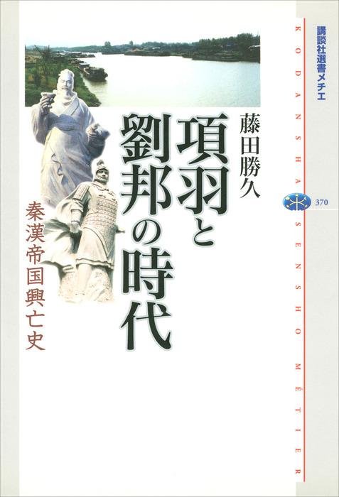 項羽と劉邦の時代 秦漢帝国興亡史拡大写真