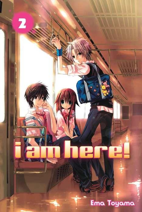 I Am Here! 2拡大写真
