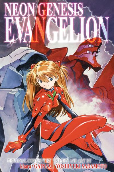 Neon Genesis Evangelion 3-in-1 Edition, Vol. 3-電子書籍