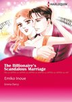 THE BILLIONAIRE'S SCANDALOUS MARRIAGE-電子書籍