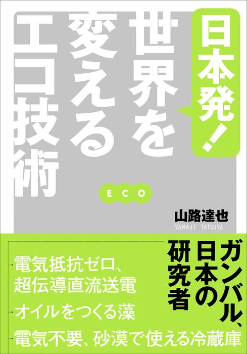 日本発! 世界を変えるエコ技術拡大写真