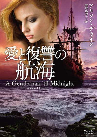 愛と復讐の航海-電子書籍