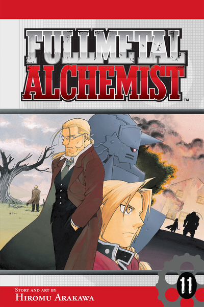 Fullmetal Alchemist, Vol. 11-電子書籍