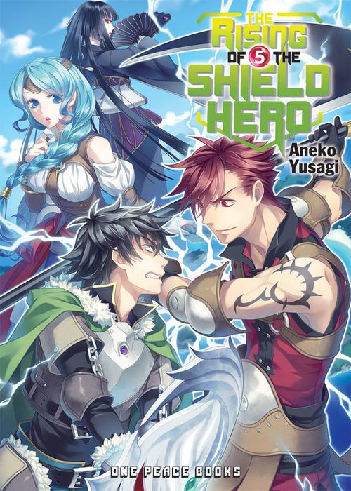 The Rising of the Shield Hero Volume 05拡大写真