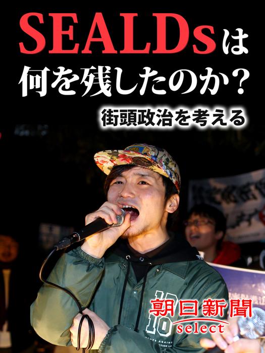 SEALDsは何を残したのか? 街頭政治を考える拡大写真