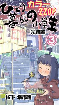 ひとり暮らしの小学生3(カラー220P)-電子書籍
