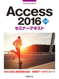 Access 2016 応用 セミナーテキスト-電子書籍
