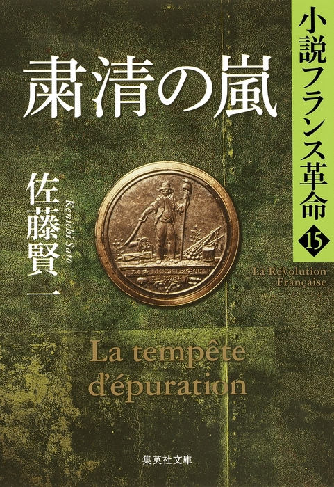 粛清の嵐 小説フランス革命15-電子書籍-拡大画像