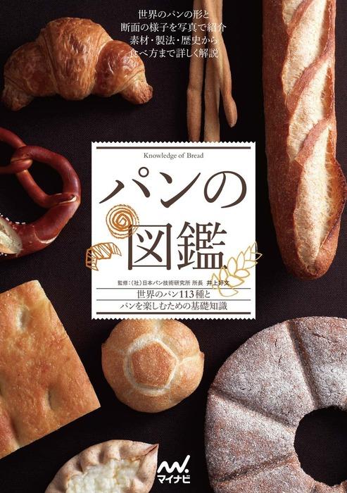 パンの図鑑拡大写真