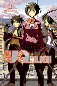 UQ Holder 3