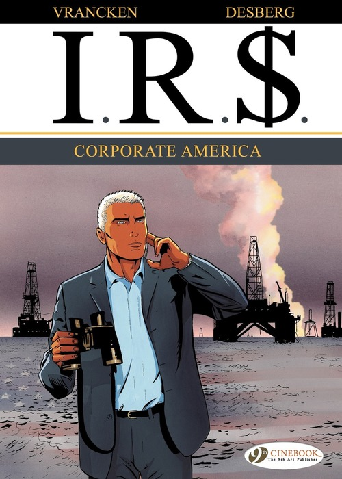 I.R.$. #01 - Taxing Trails - The Hagen Strategy