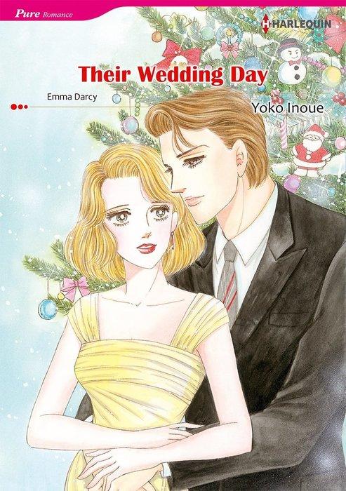 THEIR WEDDING DAY拡大写真