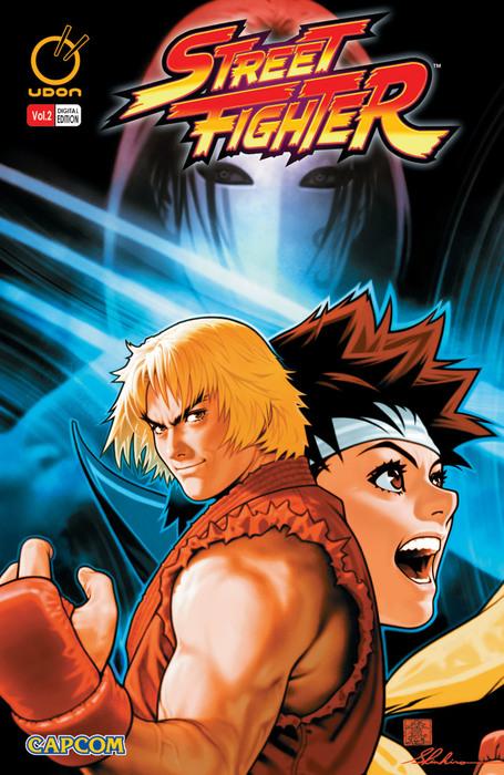 Street Fighter Vol.2拡大写真