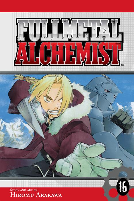 Fullmetal Alchemist, Vol. 16拡大写真