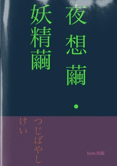 詩集 夜想繭・妖精繭-電子書籍