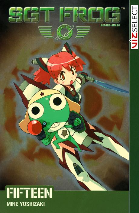 Sgt. Frog, Vol. 15拡大写真