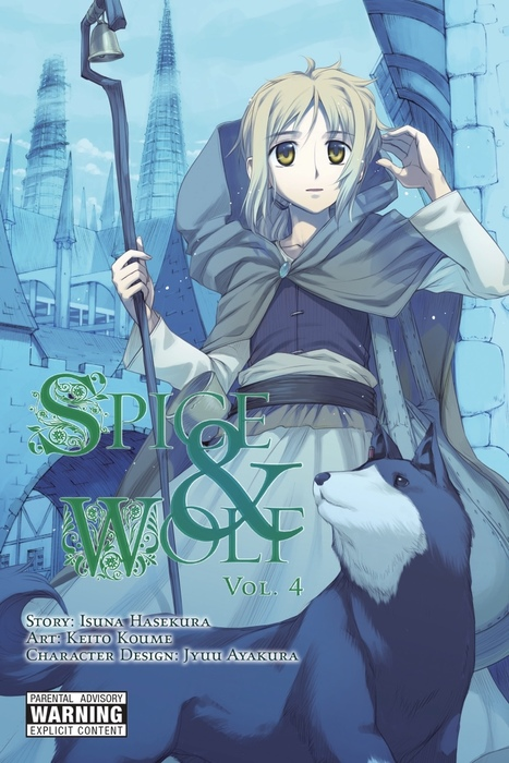 Spice and Wolf, Vol. 4 (manga)拡大写真