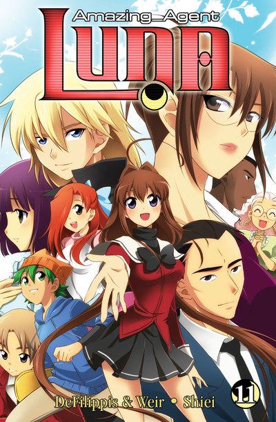 Amazing Agent Luna Vol. 11-電子書籍