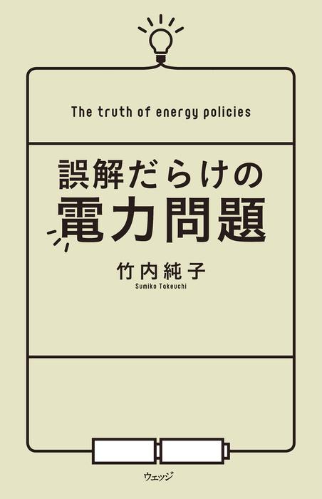 誤解だらけの電力問題-電子書籍-拡大画像