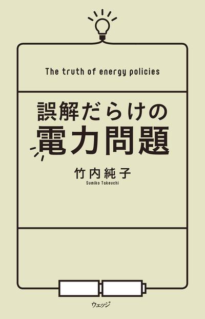 誤解だらけの電力問題-電子書籍